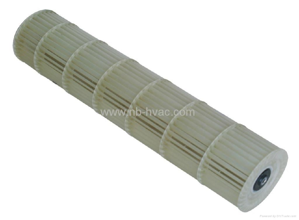 Axial Flow Fan Blade : Air conditioner fan blade cross flow axial