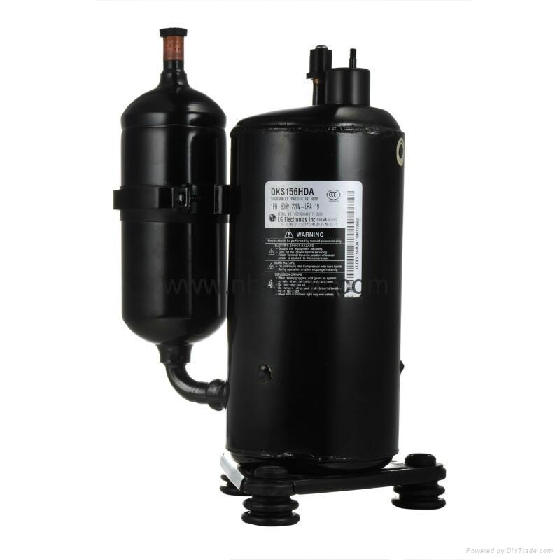 Rotary Compressor For Air Conditioner Ph180g1c Toshiba