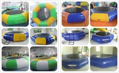Inflatable Water Trampoline For Sale