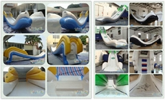 Inflatable Yacht Slide