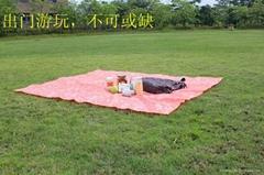 沙滩露营野餐旅行专用地席