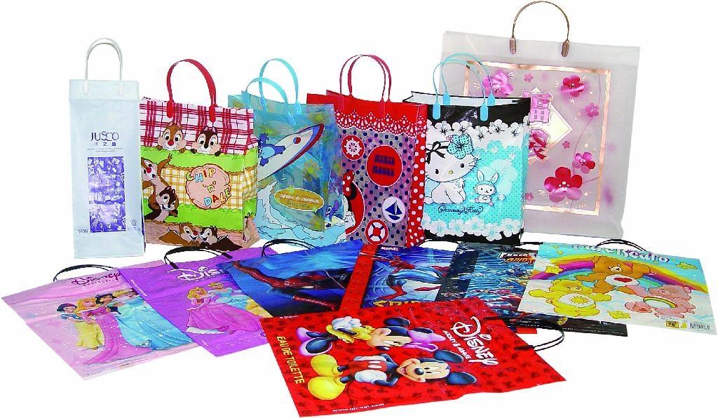 迪士尼认证PEPO塑料包装袋 3