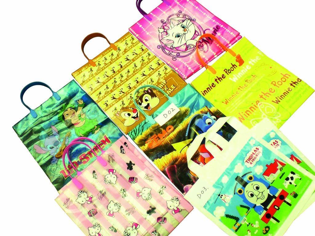 迪士尼认证PEPO塑料包装袋 7