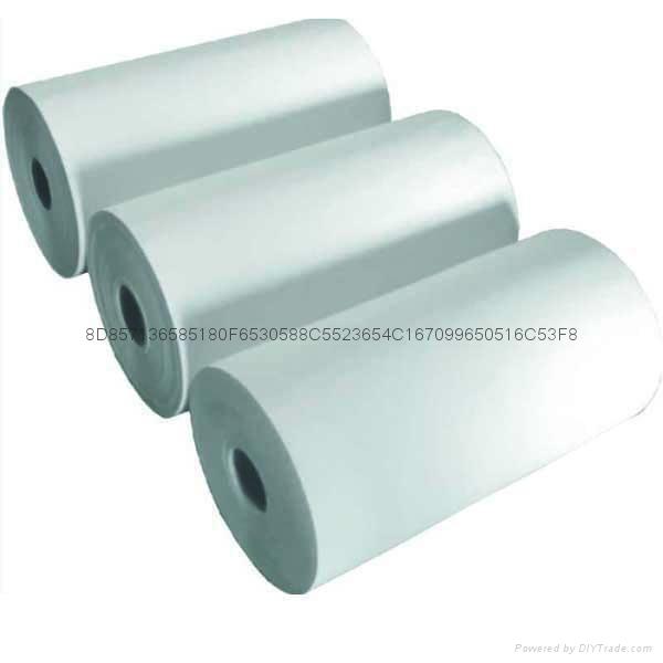 TPU薄膜淋膜底纸PP合成纸 1
