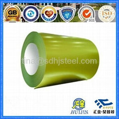 Prime Quality Color Coated Steel Coil