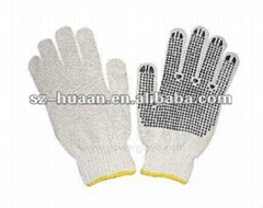 Working cotton gloves