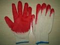 Working cotton gloves  5