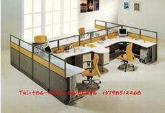 办公屏风,组合屏风,深圳办公家具组合屏风
