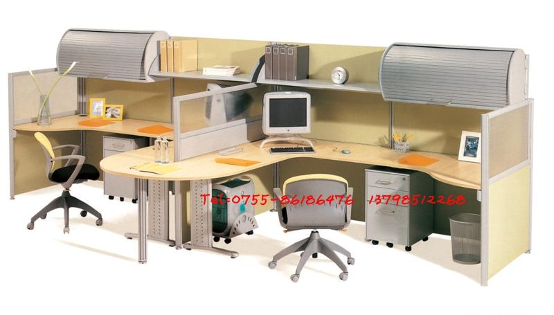 办公屏风,组合屏风,深圳办公家具组合屏风 4