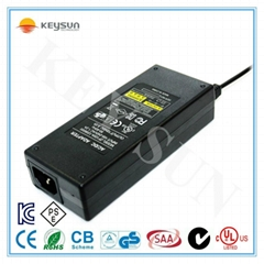 ac to dc power adapter 12v 8a power supply