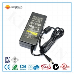 Class 2 ac to dc power adapter 24v 4a power supply