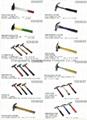 Handtools - Hammers - Rubber Mallet (Wood Handle)