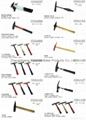 Handtools - Hammers - Claw Hammer Fully Polish