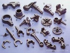 Hot Forging Auto Parts