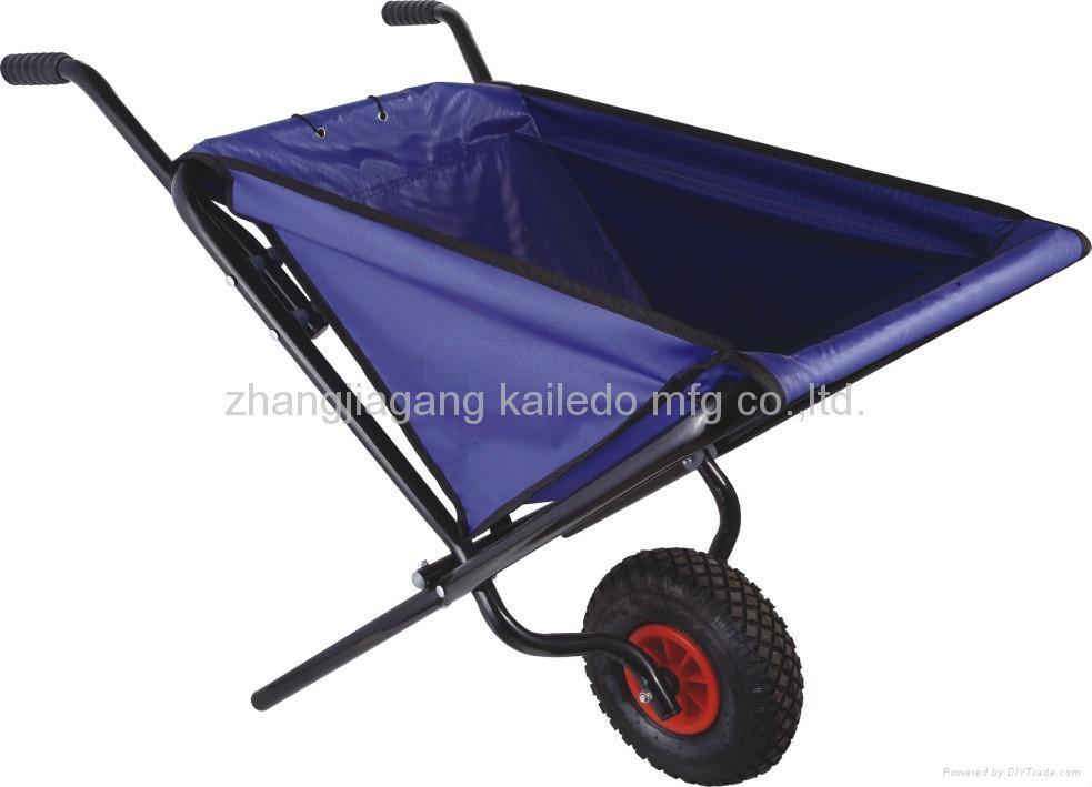 Gardening wheel barrow china manufacturer for Garden tools for 4 wheeler