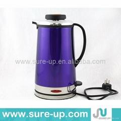 2014 New design teapot samovar stainless steel samovar tea maker