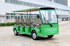 山西東風電動觀光車