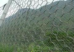 被動防護護欄網