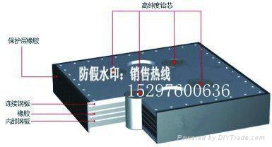 LRB铅芯橡胶隔震支座 5