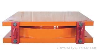 桥梁盆式橡胶支座 1