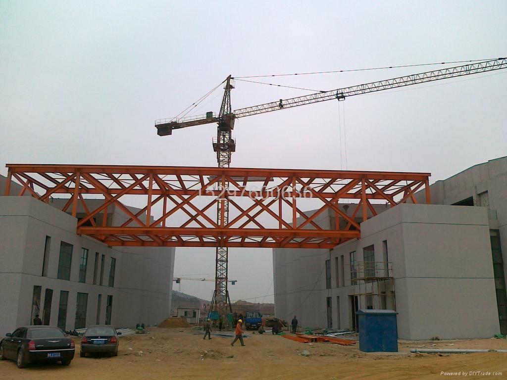钢构连廊支座 1