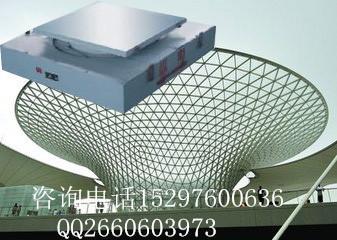 网架钢结构 节点球型滑动支座 1