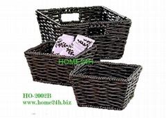 Home basket Best selling Water Hyacinth Basket