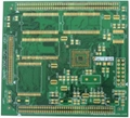 Multilayer PCB Board with Immersion Gold