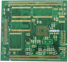 Multilayer PCB Board with Immersion Gold Finishing