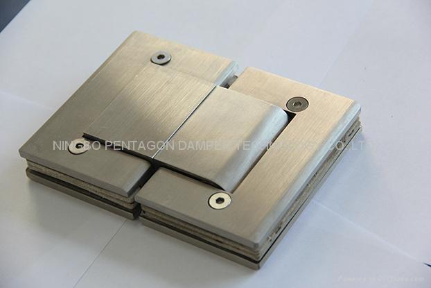 Hydraulic Glass Door Hinge 1
