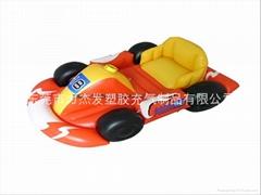 充气PVC卡车玩具