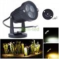3W 5W LED Garden Light Lawn Lamp Outdoor IP67 LED Landscape Spot Light