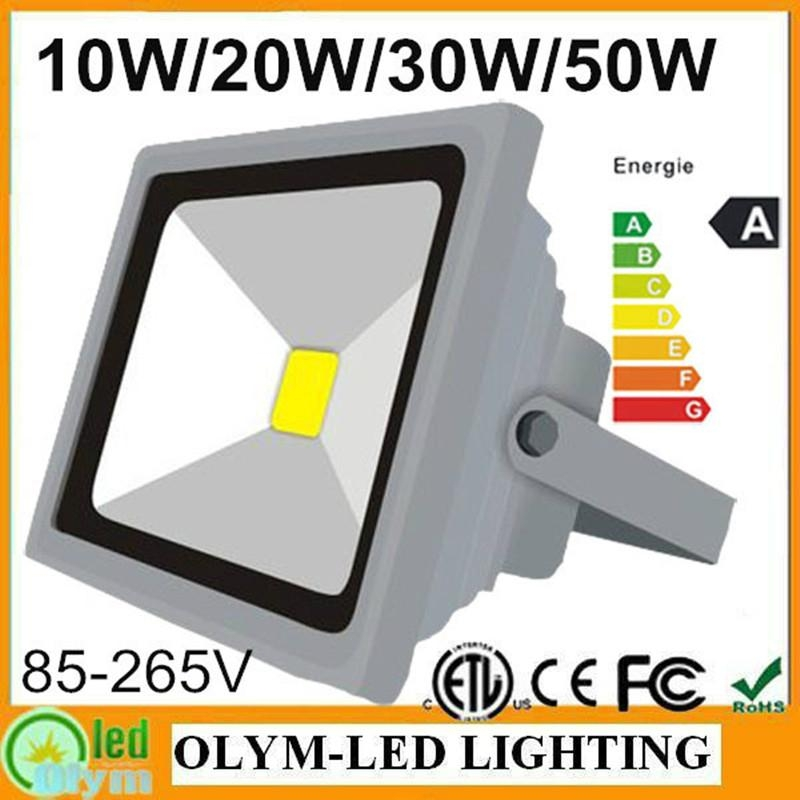 IP67 Waterproof LED Floodlight 10W 20W 30W 50W Outdoor Lamp Lights 1