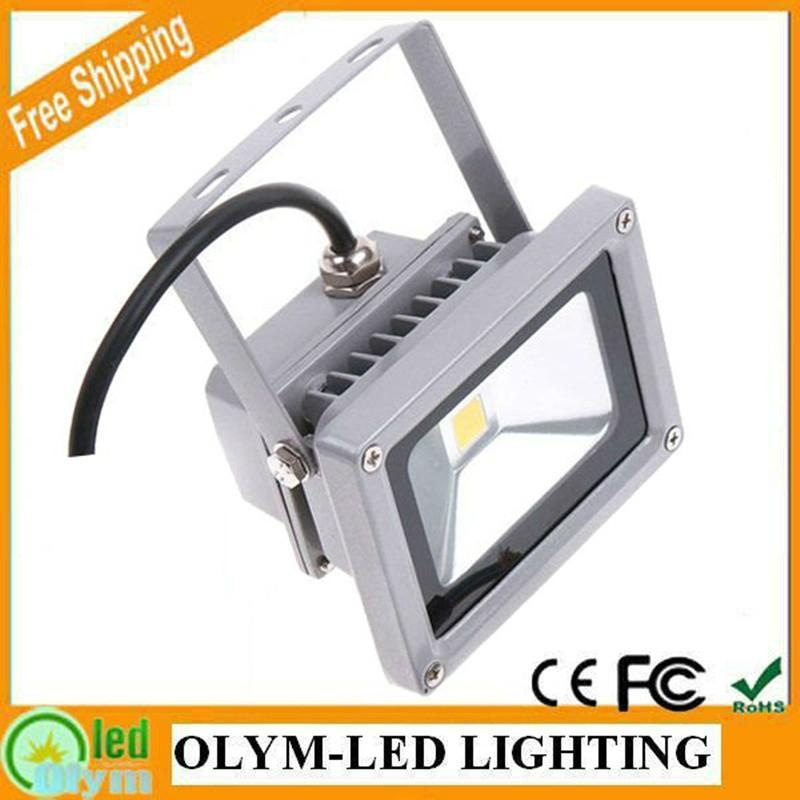 IP67 Waterproof LED Floodlight 10W 20W 30W 50W Outdoor Lamp Lights 2
