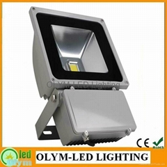 100W 150W 200W LED Flood Light Super Bright LED Outdoor Light 3 Years Warranty