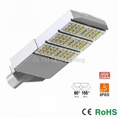 90W 120W 150W 180W LED Street light Road Lamp IP65 LED Meanwell Driver