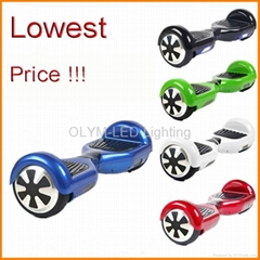 Self Balancing Electric Scooter Smart Balance Wheel Two Wheels Bicycle 4400mAh