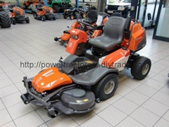 Husqvarna Rider lawnmower P 524 44inch AWD