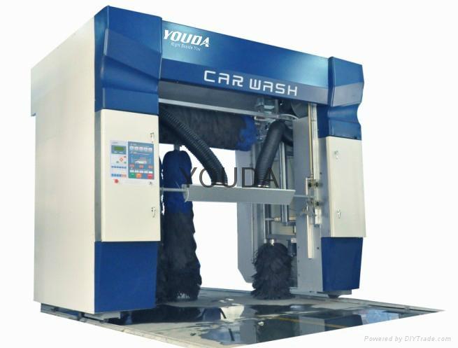 Buy Automatic Car Wash Machine
