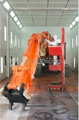 12m/15m/18m Bus/Truck Spray Paint Booth