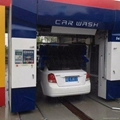 Automatic Rollover Car Wash Machine With Water Wash Foam Wax and Dryer Systems 3