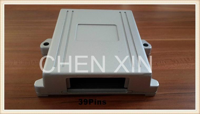 39Pins ECU Connector PCB Single Hole Aluminum Enclosure Box  1