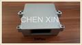 39Pins ECU Connector PCB Single Hole Aluminum Enclosure Box  3