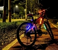 Blue led bike light accessories for bicycle 3