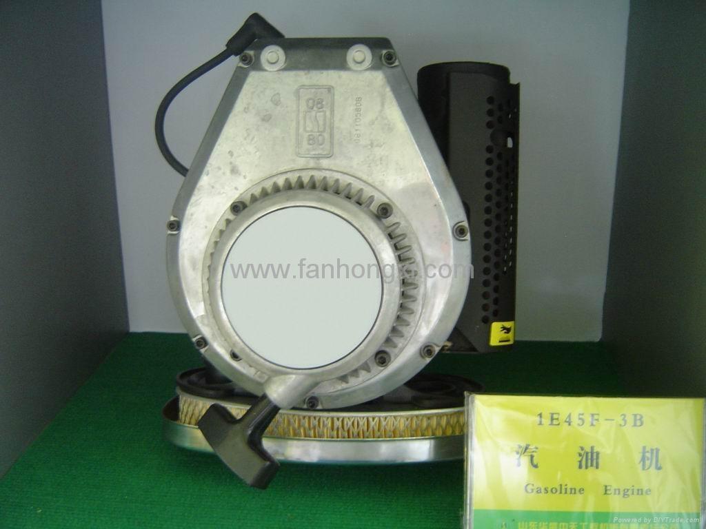 2-stroke  Air-cooledGasoline engine model 1E45F-3B 1