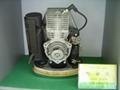 2-stroke  Air-cooledGasoline engine model 1E45F-3B 4