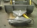 Mini skid steer loader HY380 with braker