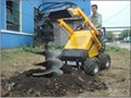 Skid steer loader  HY380