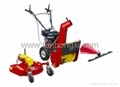 Multifunction garden machine RT613A