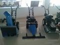 Multifunction garden machine RT613A
